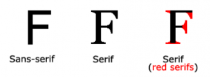 font in css
